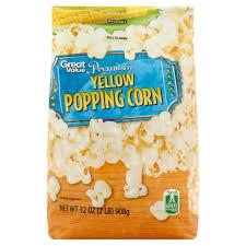 great value premium yellow popping corn 32 oz walmart com