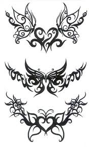 best 25 tribal tattoos ideas on pinterest butterfly with