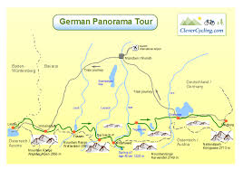 clever cycling in germany german panoramatour sportive along the alps