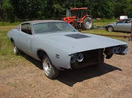 71 dodge charger rt for sale buy used 1971 dodge charger r t 440 auto project car in ogilvie