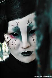 Good Makeup Ideas For Halloween by 139 Best Creepy Halloween Looks Images On Pinterest Make Up