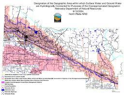 flow meters north platte natural resources district