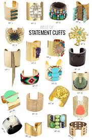 cuff bracelet jewelry images Best of statement cuff bracelets modern eve jpg