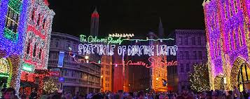 early preview for osborne family spectacle of lights