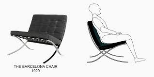 THE BARCELONA CHAIR  DESIGN CLASSIC AND DESIGN ICON - Design classic chair