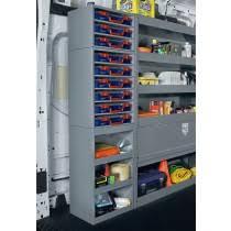 Storage Bin Shelves by Truck U0026 Van Storage Bins Nut And Bolt Storage American Van