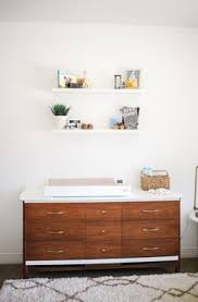 mid century changing table one of the best parts of expecting a little one is creating the