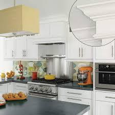 Kitchen Cabinet Trim Ideas by Kitchen Cabinet Crown Molding Ideas Kenangorgun Com