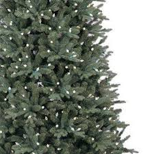 Martha Stewart Pre Lit Christmas Tree Manual by Ge 9 Ft Led Indoor Just Cut Deluxe Aspen Fir Artificial Christmas