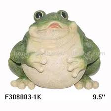 garden frog ornaments lawn ornaments and statues foter outdoor