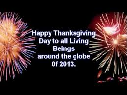 thanksgiving day of november 2013