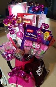 my office supply bouquet to say thanks to our admin on