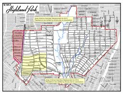 City Of Riverside Zoning Map Highland Park Tx Official Website
