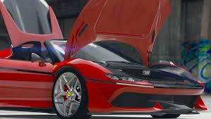 car ferrari 2017 2017 ferrari j50 limited add on hq gta5 mods com