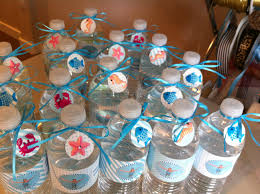 kids pool party water bottle favors kid pool parties favors and