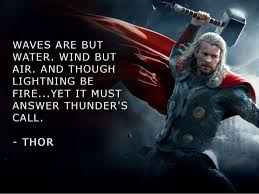 thor film quotes team tri heroic leadership quote show 2015