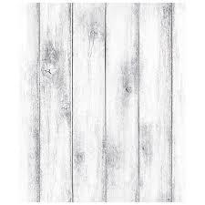 Wood Beadboard - 50cm m white vintage panel panelling wood grain vinyl beadboard