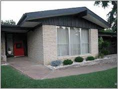 image result for light house exterior ranch house paint with dark