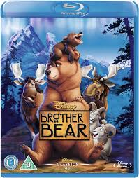 brother bear zavvi exclusive limited edition steelbook