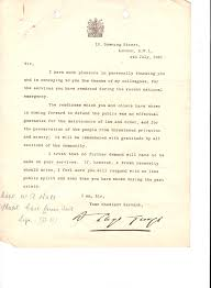 thanksgiving letter to colleagues william reid hall born 1893