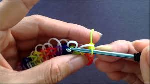 bracelet rubber bands youtube images Loom bands no loom needed hook only triple quadra or penta jpg