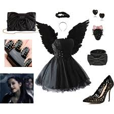 Angel Costumes Halloween Cute Halloween Costumes Fallen Angel Loveariana 255