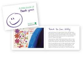 charity direct mail letter sofii nspcc s thank you mailing view original image