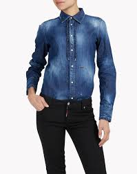 shirts for women fall winter 16 17 dsquared2 online store