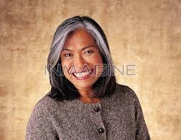 short styles for grey hair streaked asian woman with gray streak in hair awesome silver gray hair