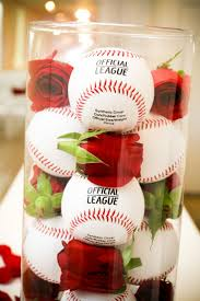 best 25 baseball centerpiece ideas on pinterest baseball party