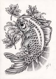 koi fish tattoo half sleeve drawing tattoos pinterest tattoo