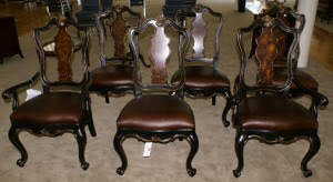 Antique Dining Room Chairs Mahogany Dining Room Chairs - Antique dining room furniture