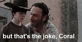Walking Dead Rick Crying Meme - walking dead meh ro