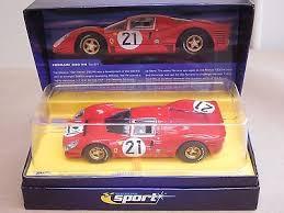 scalextric 330 p4 scalextric sport c2641a 1 32 slot car 330 p4 le mans 1967