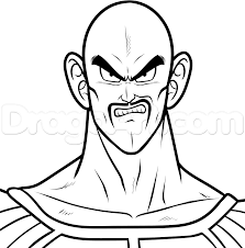draw dragon ball characters body archives