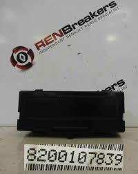 renault megane convertible 2002 2008 clock display temperture