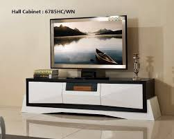 Unit Tv by Brand New Modern Tv Stand Tv Unit Tv Cabinet Black And White