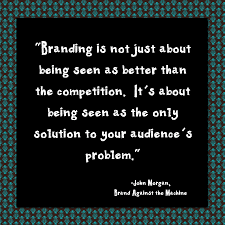10 quotes from the new marketing text book brand against the