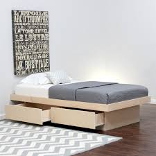 Platform Bed Canada Enchanting Extra Long Twin Platform Bed Also Xl Gallery Sizes With