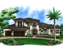 one level luxury house plans mediterranean home plans luxurious mediterranean house plan