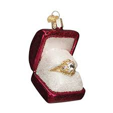 lovely engagement tree ornaments it s time