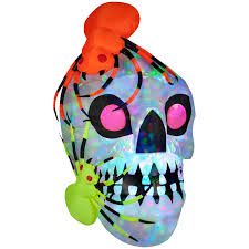 halloween inflatables for sale gemmy airblown animated halloween camper inflatable hayneedle