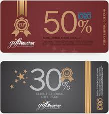 vector discount voucher template free vector download 13 236 free
