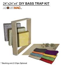 diy acoustic panel kits sound panels by acoustimac