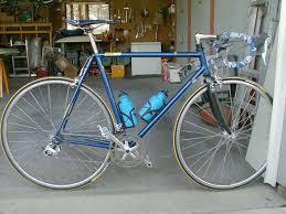 handmade custom road bike