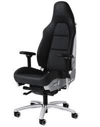 chaise de bureau fauteuil de bureau porsche en cuir