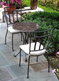 Granite Top Bistro Table Granite Top Bistro Table Bonners Furniture