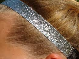 sparkly headbands pigtails and sparkles custom glitter headbands