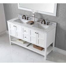 white carrara marble bathroom vanity 58 with white carrara marble