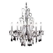 Wohnzimmer Lampe 6 Flammig Kronleuchter Design Kronleuchter In Tollem Design Lampen Finder De